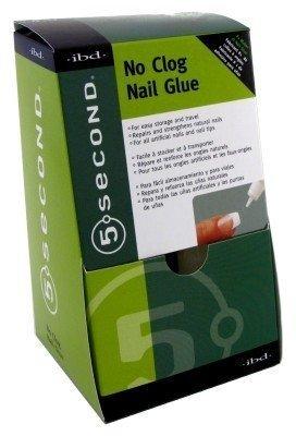 Ibd-5 Second Nail Glue No Ranking TOP2 Clog Seasonal Wrap Introduction Bottle 3 Gram 12 Pieces