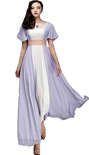 Formaldresses Titanic Rose Chiffon Celebrity Dress Evening Dress Prom Gown Maxi Dress (US Size 2)