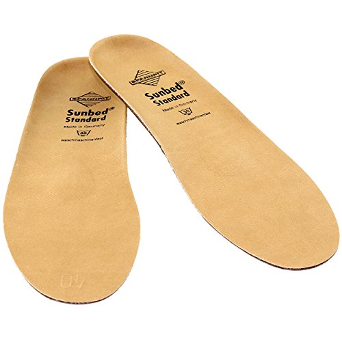 Schuheinlagen Einlegesohlen Spannrit STANDARD CORK, 39