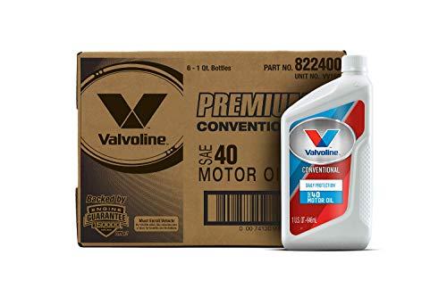 40 wt motor oil - 2