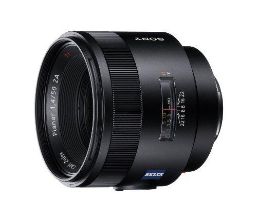Sony Carl Zeiss Planar T 50mm F1.4 ZA Fixed Lens