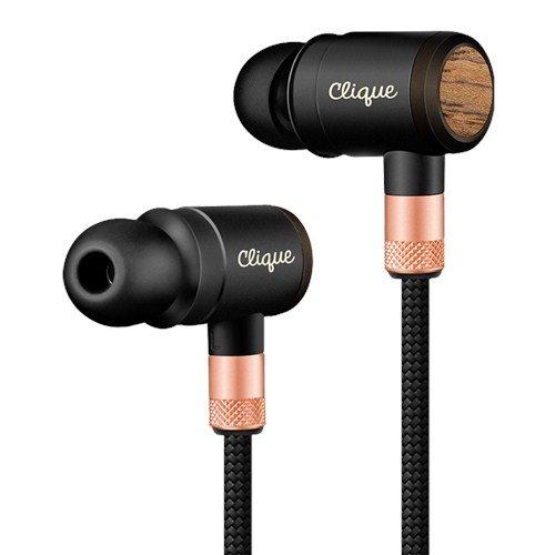 Asus Clique H10 Cuffie Bluetooth senza Fili, Driver da 5.8 mm, 5 Ore di Ascolto Continuo, 260 Ore in Standby