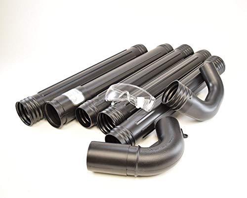 Husqvarna 952711918 Leaf Blower Gutter Kit Genuine Original Equipment Manufacturer (OEM) Part(125B Or 125VBX Only)
