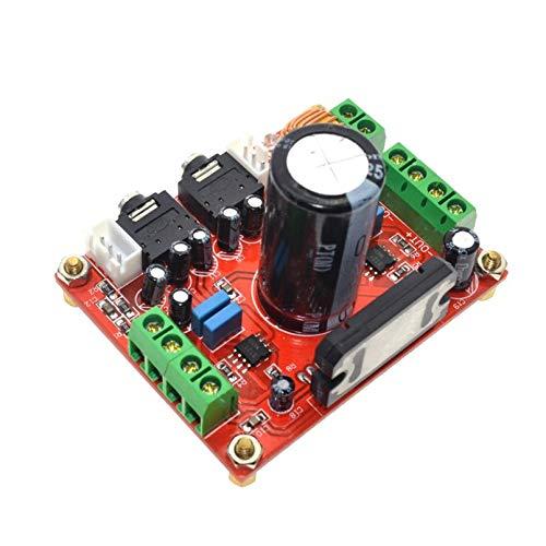Fever Grade Tda7850 eindversterkerplank 4-kanaals auto-versterker-Brett 4x50W