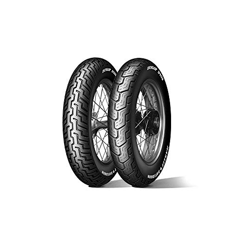 DUNLOP MT90 B16 72H D402 F TL (HARLEY-DAVIDSON) -90/110/R16 72H - A/A/70dB - Moto Pneu