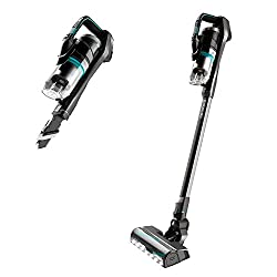 Up to 50 minutes of cordless cleaning on a single charge Motorized Nozzle with Tangle-Free Brush Roll Easy-empty dirt tank Converts to hand-held or high reach vacuum Multiple cleaning modes Item weight : 3.18 Kg