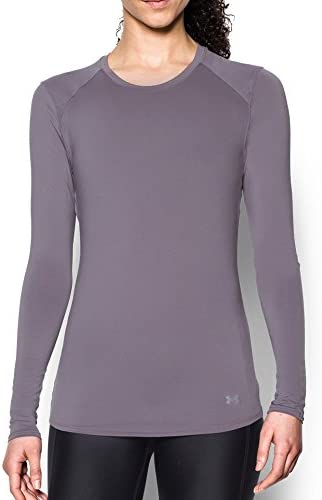 Under Armour Camiseta de Manga Larga para Mujer