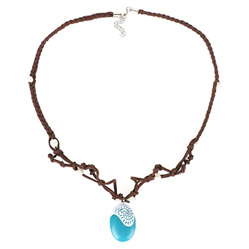 CoolChange Collar de Vaiana   Cadena para disfraz de princesa