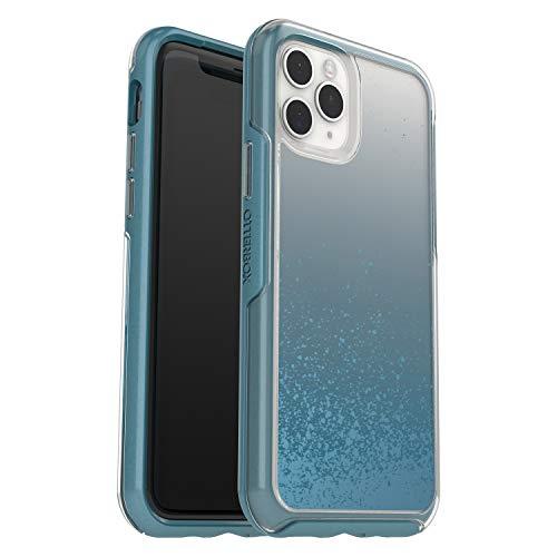 OtterBox für Apple iPhone 11 Pro, Schlanke, sturzgeschützte, transparente Schutzhülle, Symmetry Clear Serie, Blau