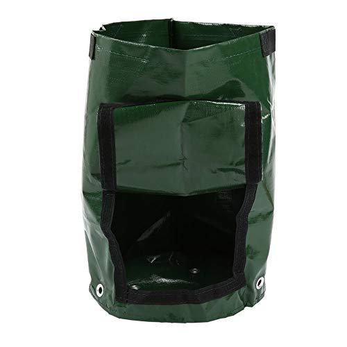 1pc Cultivation Plant Grow Bag DIY Potato Grow Planter Vegetable Growing Planting Container Bag Thicken Garden Pot for Home