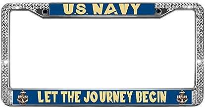 let the journey begin navy