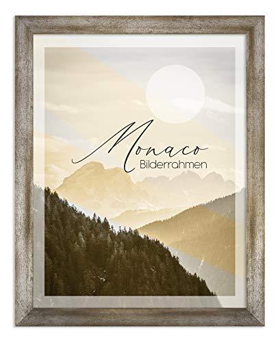 BIRAPA Bilderrahmen Monaco 70x100 cm in Vintage Metall - Farbe und Größe wählbar