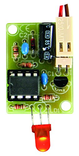 Velleman MiniKits Monitor akumulatora samochodowego 12 V