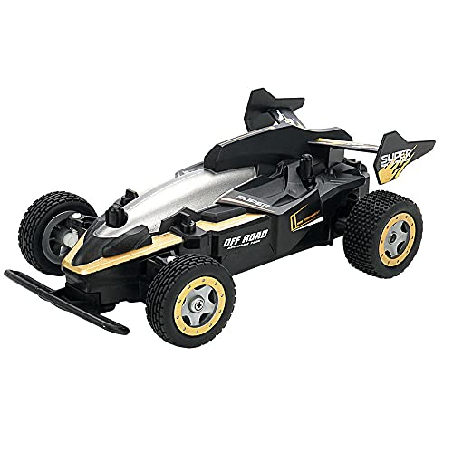 DONGKUI Escala 1/20 Coches RC De 15Km / H Buggy De Control Remoto De Carreras De Competición Vehículo Todoterreno 4WD De Coche De Juguete Eléctrico para Niños Sorpresa De Cumpleaños Pa