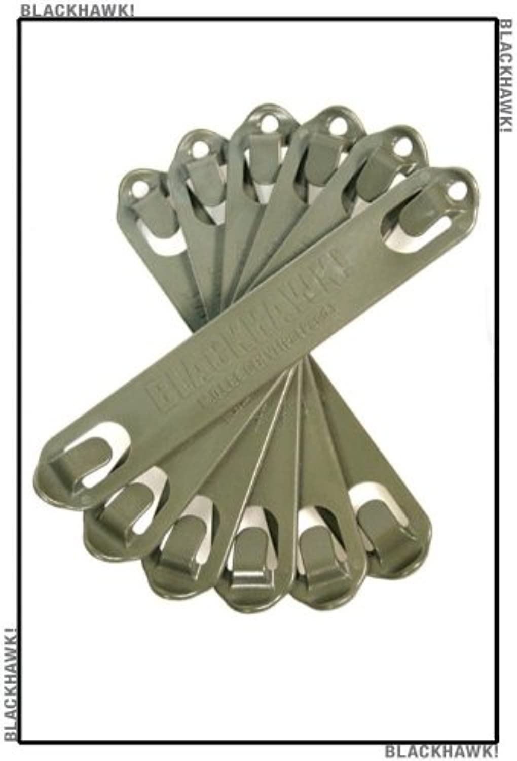 Blackhawk  Speed Clips (6Pack  3), Olive Drab