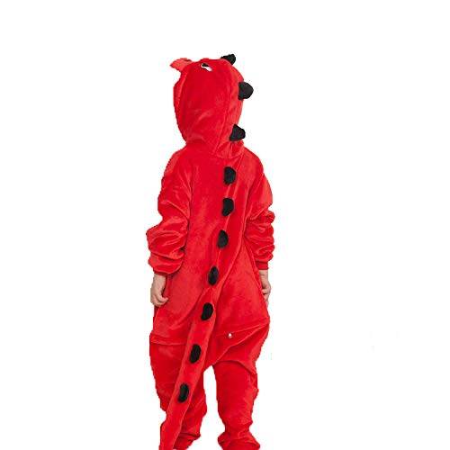 Xinxin24 Unisex Volwassen Onesies Animal Cosplay Kostuum Halloween Kerstmis pyjama