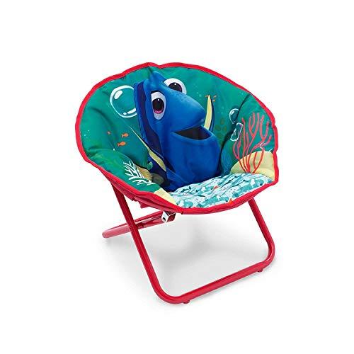 familie24 Findet Dory Sessel gepolstert Klappsessel Stuhl Hocker Sofa Puuh Kindersessel