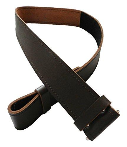 Scottish Kilt Belt in Brown or Black
