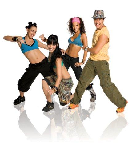 Zumba Fitness Total Body Transformation System DVD Set