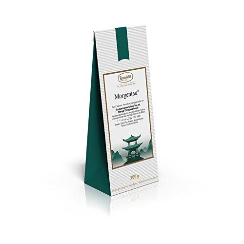 Ronnefeldt - Morgentau ® - Aromatisierter Grüner Tee (350g)