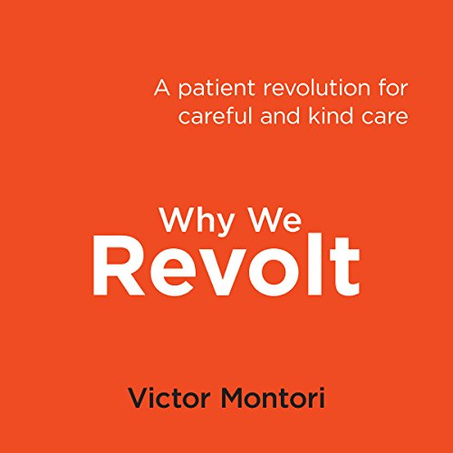 Why We Revolt audiobook cover art