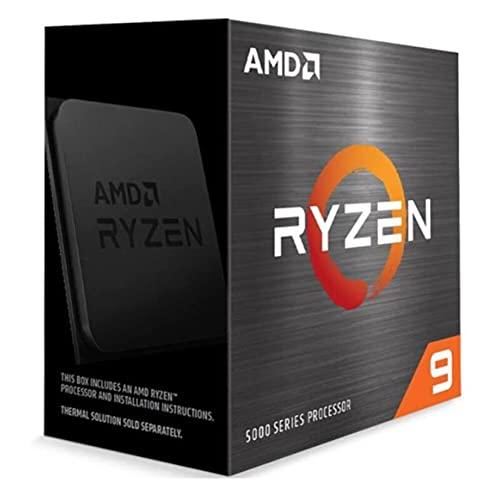 CPU AMD RYZEN 9 5950X BOX AM4 4,9GHZ WOF 100-100000059WOF