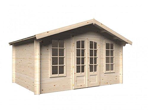 *Holz-Blech Gartenhaus Weimar 3*