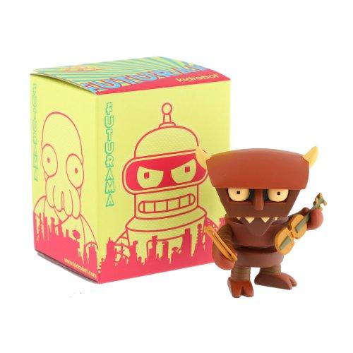 Kidrobot Futurama Collectible Mini Figure (Styles Will Vary)