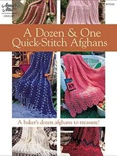 A Dozen & One Quick-Stitch Afghans (8755501) (Annie's Attic #875550)