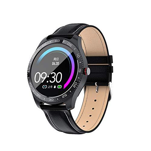 ZGNB 2021 Z11IP67 Reloj Inteligente A Prueba De Agua Hombre Y Mujer Ritmo Cardíaco De La Mujer Rastreador De Presión Arterial Reloj De Reloj Inteligente Recordatorio Pulsera Remota para Android iOS,C