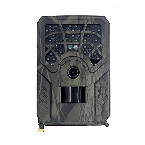 Cámara de sendero wi-fi Sensor de movimiento de 24MP CMOS Con Ultra Night Vision Distancia 128GB 8 meses de espera de vigilancia de espera Para juegos de caza y seguimiento de la vida silvestre,B