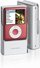 Creative Travel Sound Speaker I80 for iPod Nano 3G European Model No USA Adapter Included
