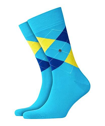 BURLINGTON Herren King M SO Socken, Blau (Tuerkis 6895), 40-46 (UK 6.5-11 Ι US 7.5-12)
