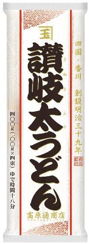 日本製粉『讃岐太うどん 高原通商店』
