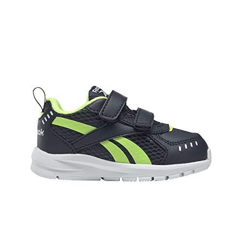 Reebok XT Sprinter 2V TD, Zapatillas de Running Hombre, Maruni/Amasol/Blanco, 39 EU