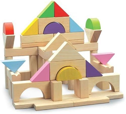 50 Piece Blocks Set by Wonderworld