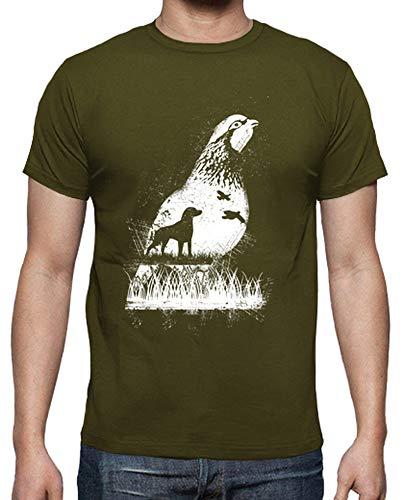 latostadora - Camiseta Perdiz para Hombre