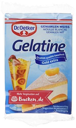 Dr. Oetker Gelatine Weiß Gemahlen (1 x 3 x 9 g)