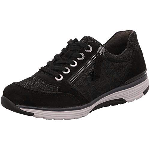Gabor Sneaker Low 36.973.67 zwart