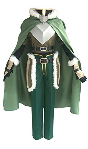 Naofumi Cosplay Costume The rising of the shield hero