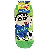 クレヨンしんちゃん[女性用 靴下]レディース ソックス/サッカー