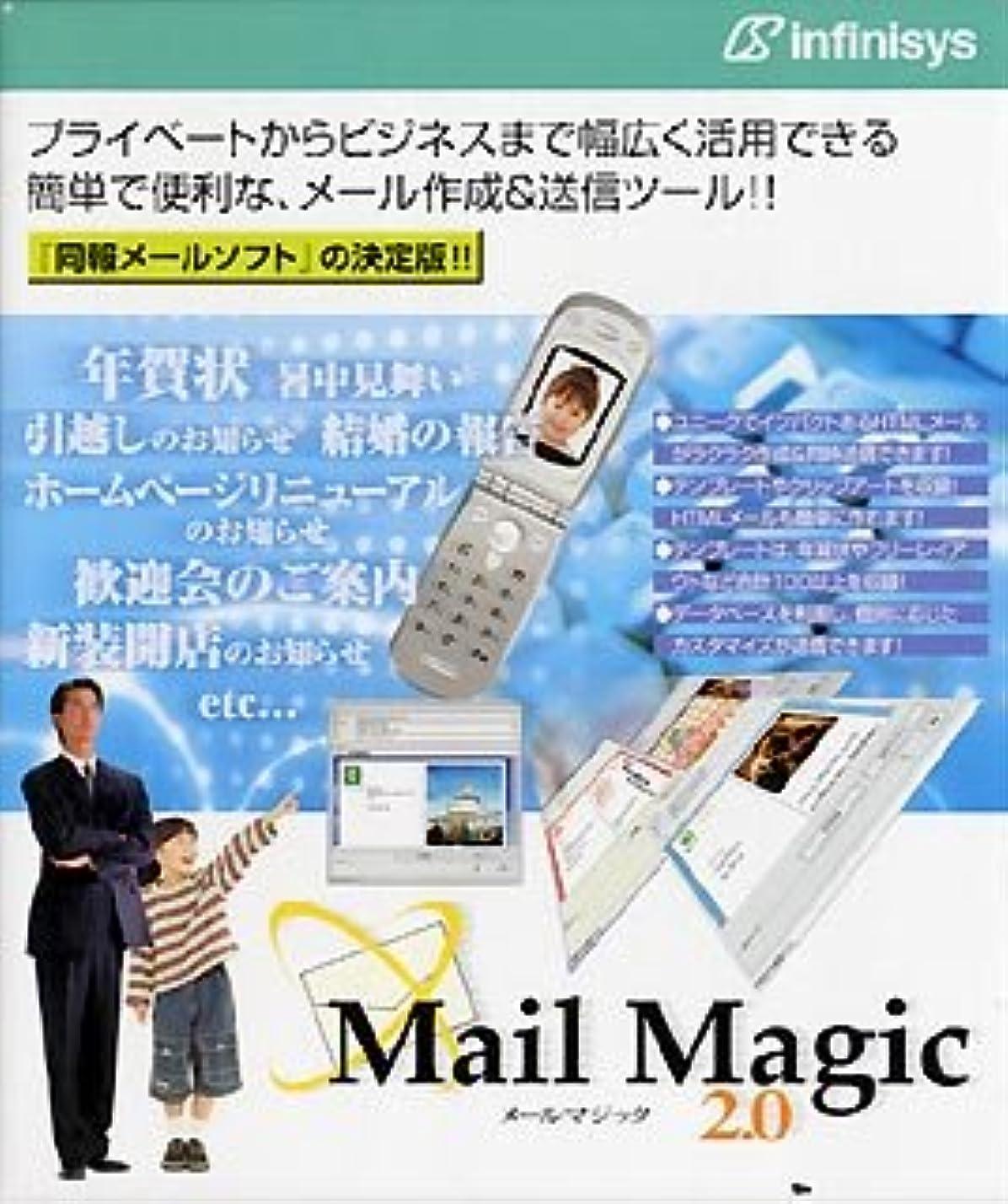 エジプト人サイズ暗殺メールマジック 2.0 for Macintosh