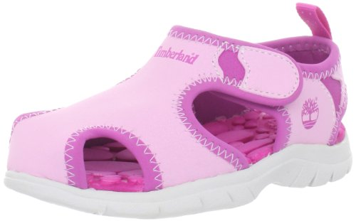 Timberland Unisex Kinder Little Harbor Closed Toe Sandalen rose 28,5 EU
