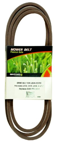 Mower Belt for John Deere Model M110978 - MaxPower 336381