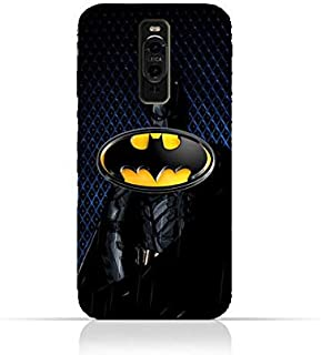 غطاء حماية سليكون برو تي بي يو مع شعار باتمان من هواوي ميت 9