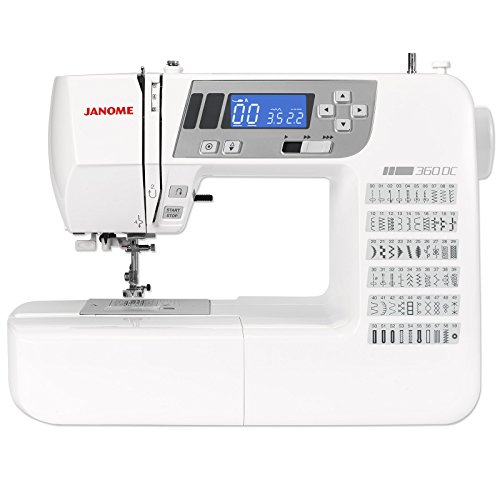 Janome Decor Computer 360 DC Sewing Mach