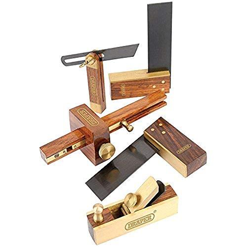 Draper Tools 32272 - Mini set per falegnameria, 5 pezzi