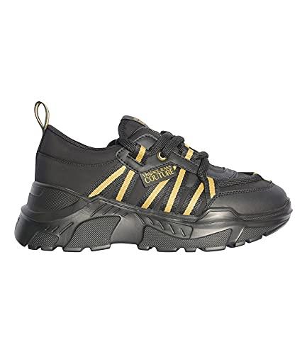 VERSACE JEANS COUTURE Sneakers Uomo Nero E0YWASC371969899 899