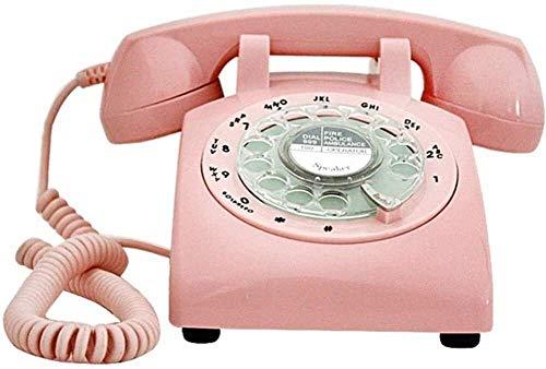 Teléfono Teléfono Inicio Teléfono Rotary Teléfono / Estilo Retro Teléfono / Teléfono Vintage / Antiguo Classic Teléfono Rotary Rotary Teléfono Retro Teléfono Antiguo Home Office Hotel Fixed Landline M