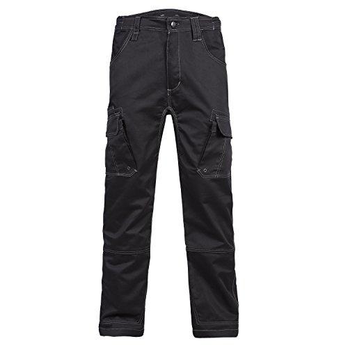 North Ways 1443 Antras Pantalon Taille 44 Noir